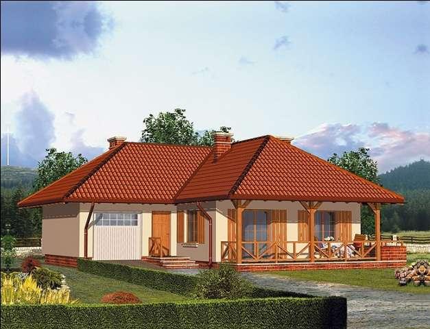 Проект на сглобяема къща 117 кв.м.
