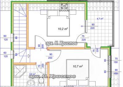 Хубав дом 80m2 - +2,80