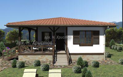 Българските възрожденски къщи