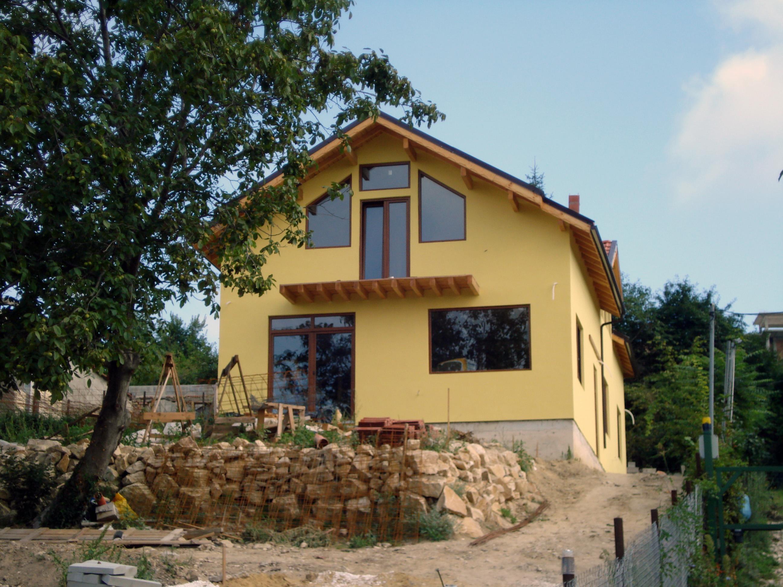 1 Завършена сглобяема къща в гр Варна 231 м2