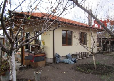 4 Енергоефективна завършена къща Сливен 51 кв.м.