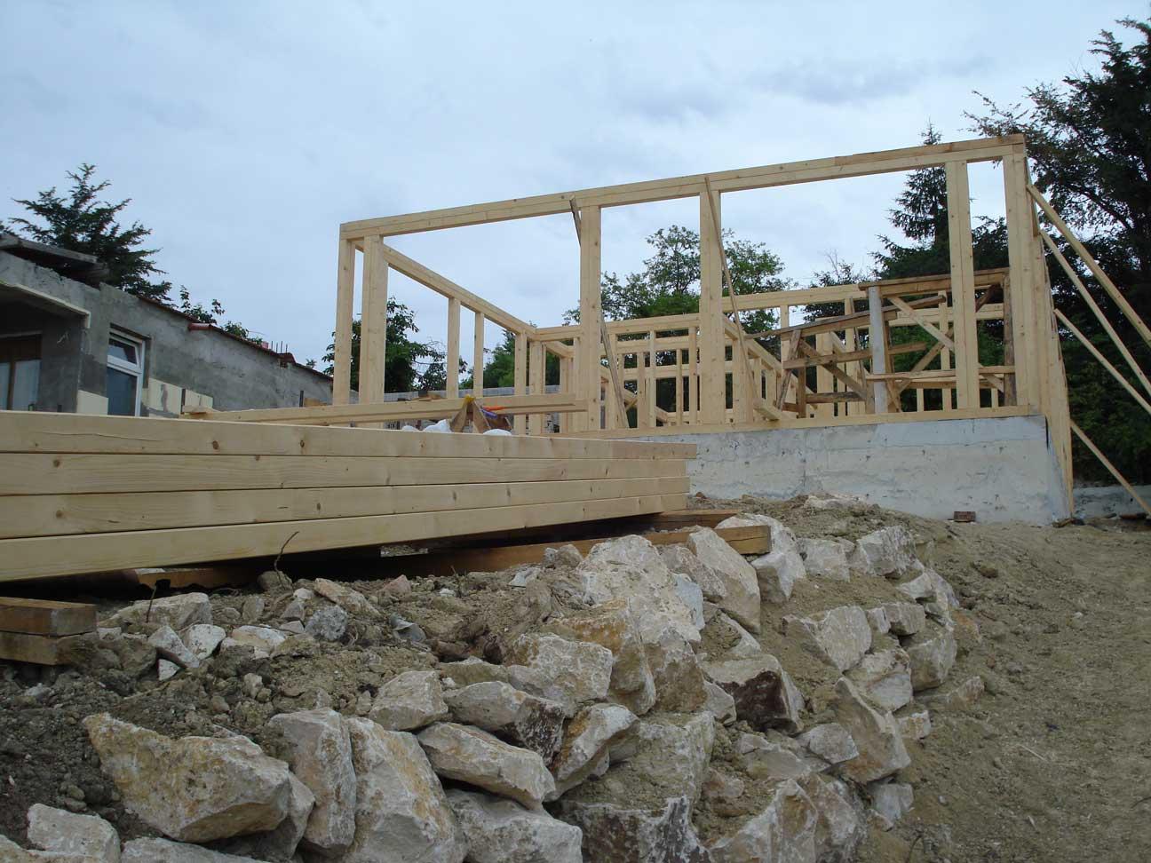 7 Немски дървен материал за изграждане на сглобяемите къщи Хубав дом