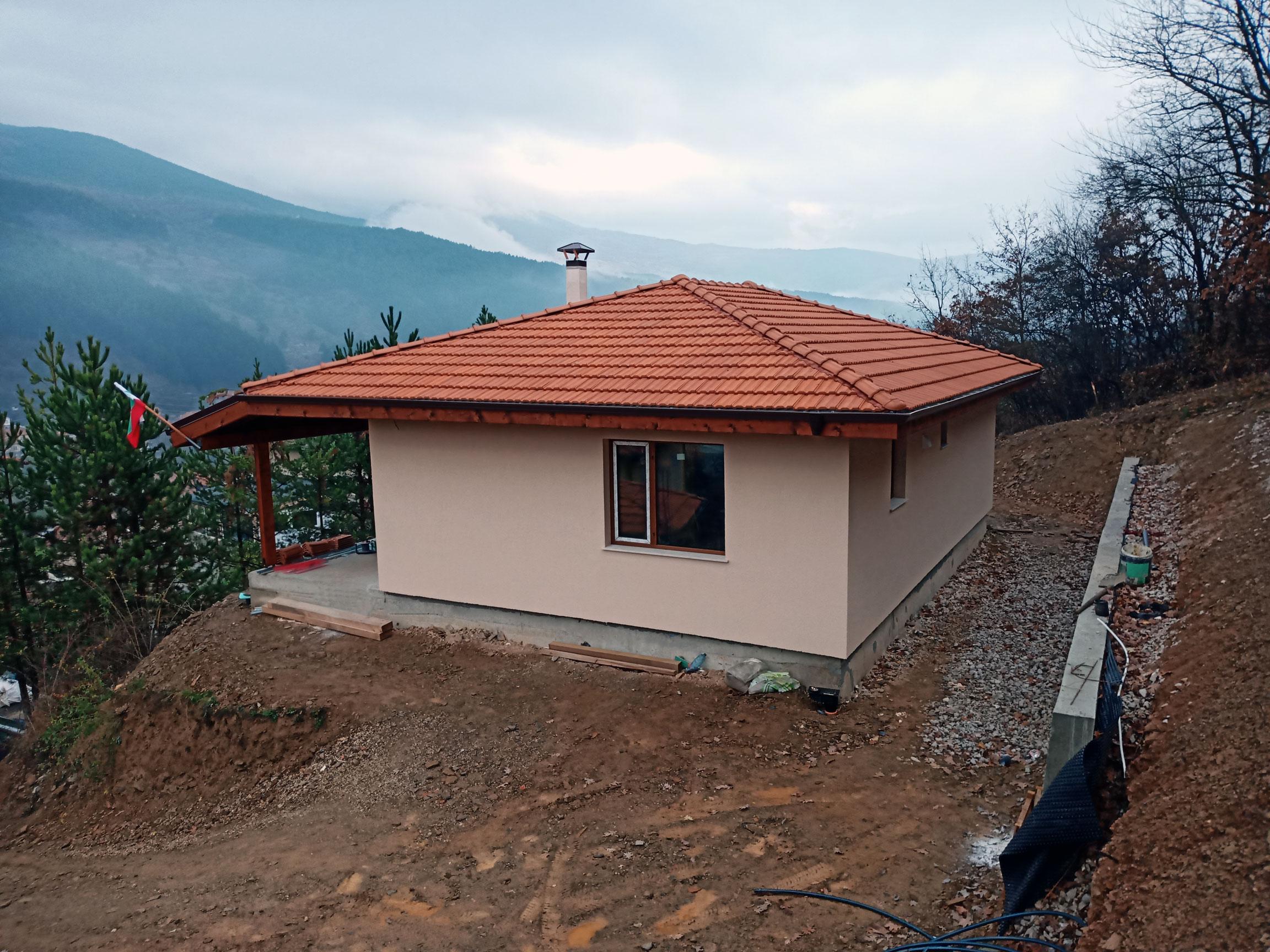 5-завършена-къща-Искрец-66,70-м2-изглед-изток